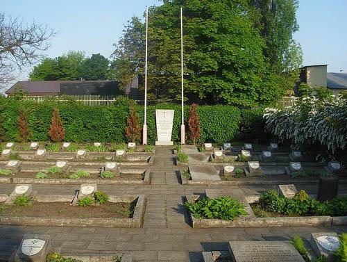Poolse Oorlogsgraven Ludwikowo