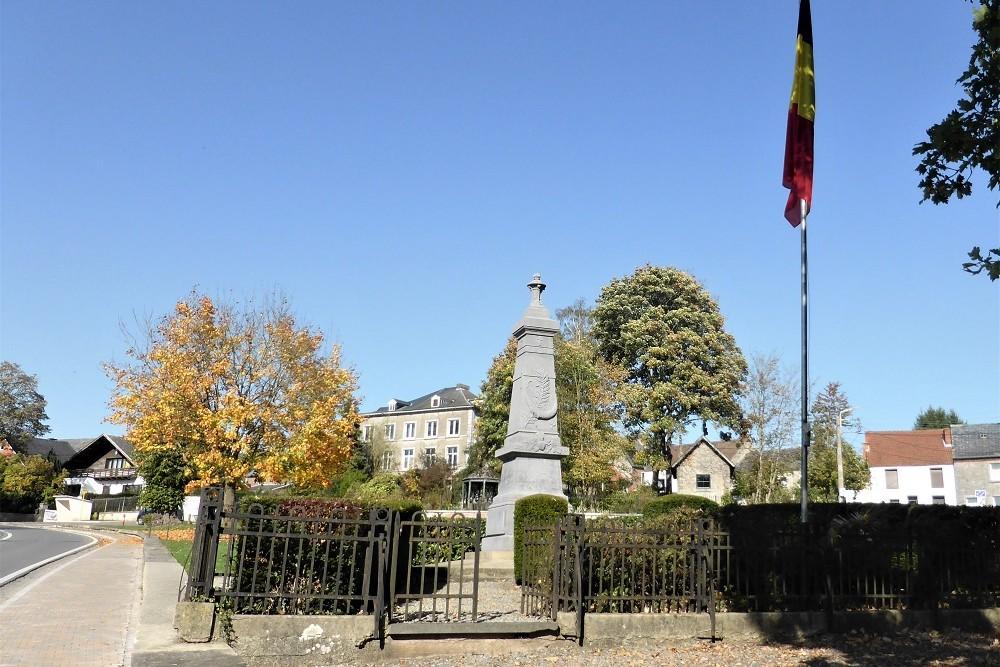 War Memorial Gougnies