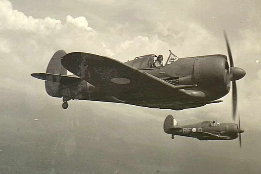 Crash Site F4U-1A Corsair NZ5262