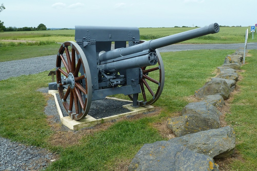 Russische 76.2mm M1902 Kanon Longues sur Mer