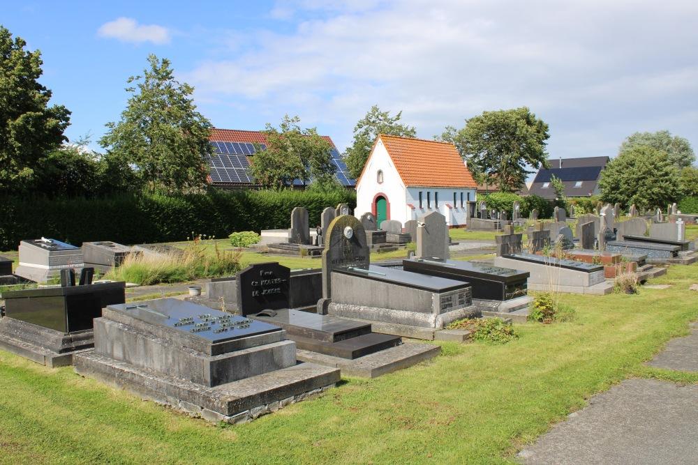 Veteran War Graves Uitkerke