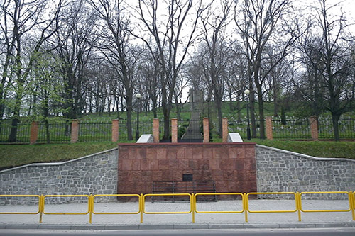 Pools-Sovjet Oorlogsbegraafplaats Chelm