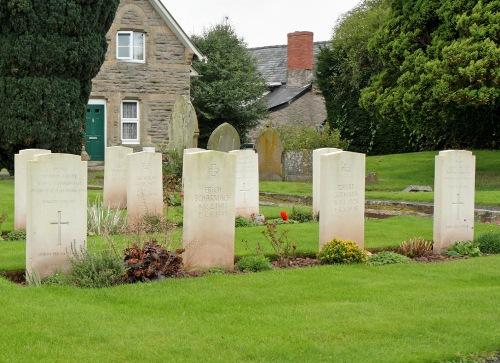 Italiaanse Oorlogsgraven Hay-on-Wye