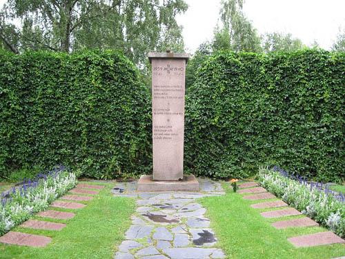 Finse Oorlogsgraven Lohja