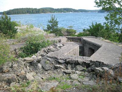 Duitse Bunkers Barneskjær