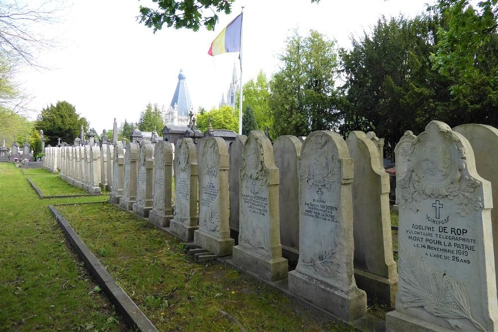 Belgische Erevelden Laken