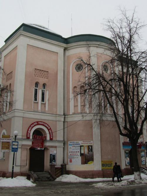 Voormalige Synagoge Ivano-Frankivsk