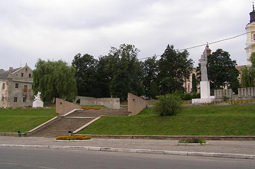 Soviet War Cemetery Kremenets