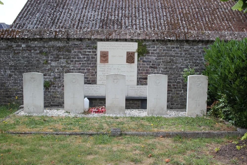Commonwealth War Graves Maldegem