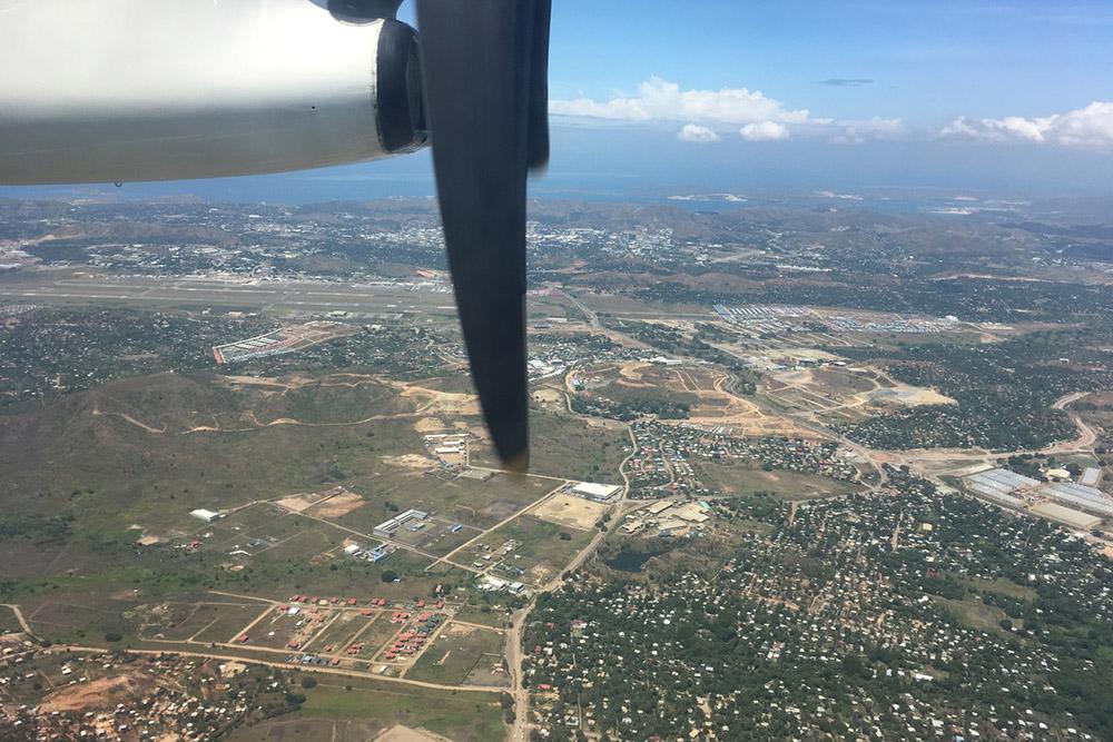 Jacksons International Airport (7 Mile Drome)