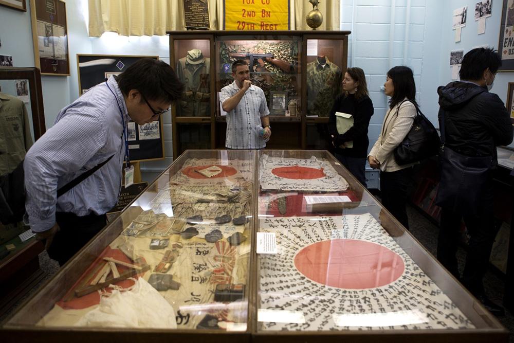 Slag om Okinawa Museum