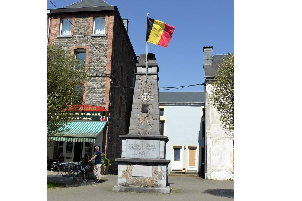 War Memorial Bohan