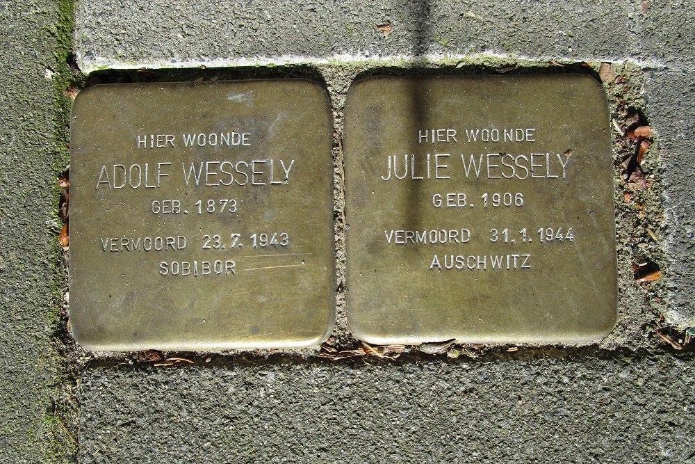 Remembrance Stones  Koningsweg 61