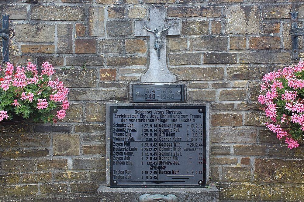 War Monument Lascheid