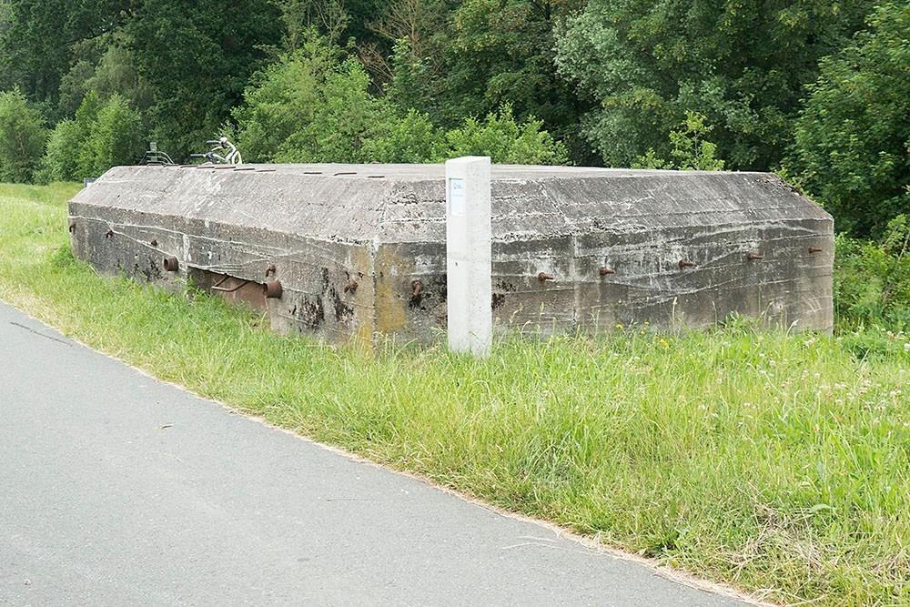 Grebbe Line - S3 Casemate E01