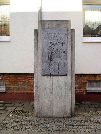 Memorial Synagogue Rostock