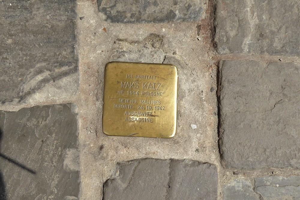 Stumbling Stone Rue des Tanneurs 108