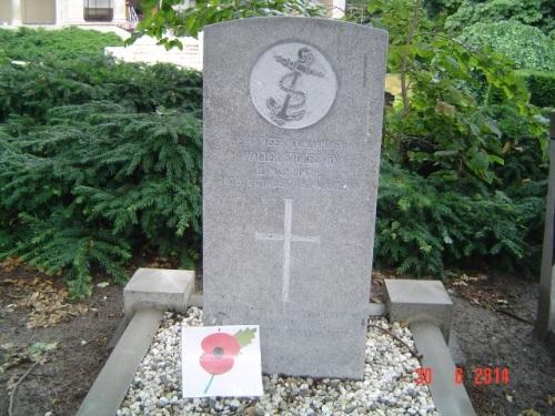 Oorlogsgraf van het Gemenebest Gemeentelijke Begraafplaats Kleverlaan