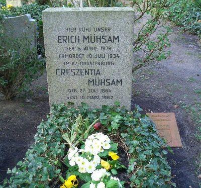 Grave Erich Mühsam