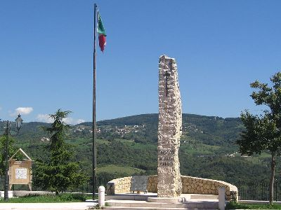 Oorlogsmonument San Rocco di Piegara