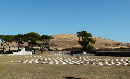Commonwealth War Cemetery Mudros