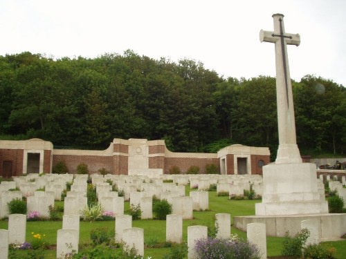 Commonwealth War Cemetery Le Tréport
