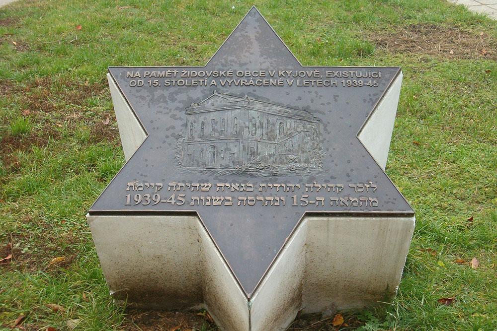 Memorial Former Synagogue Kyjov