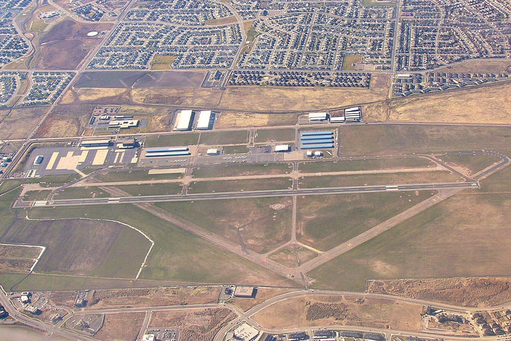 South Valley Regional Airport (Camp Kearns)