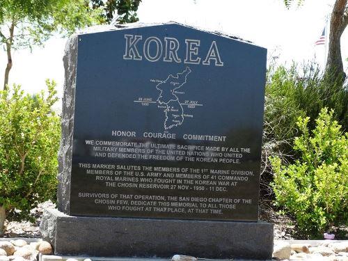Memorial Park Miramar National Cemetery
