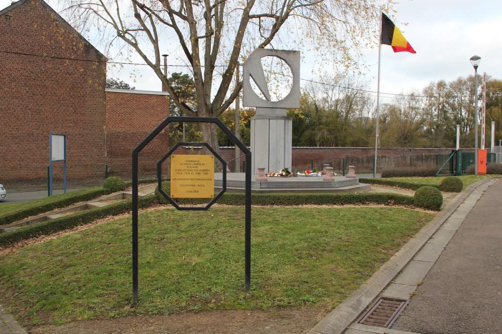 War Memorial Genappe