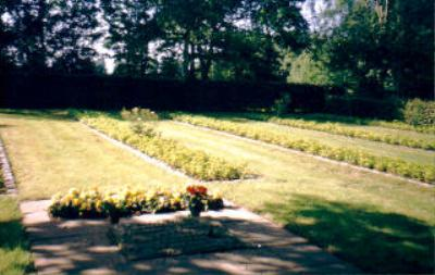 German War Graves Bochum (Hauptfriedhof)