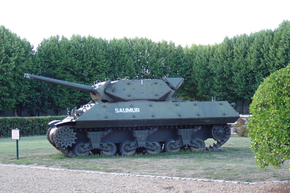 M10 Tank Destroyer Saumur
