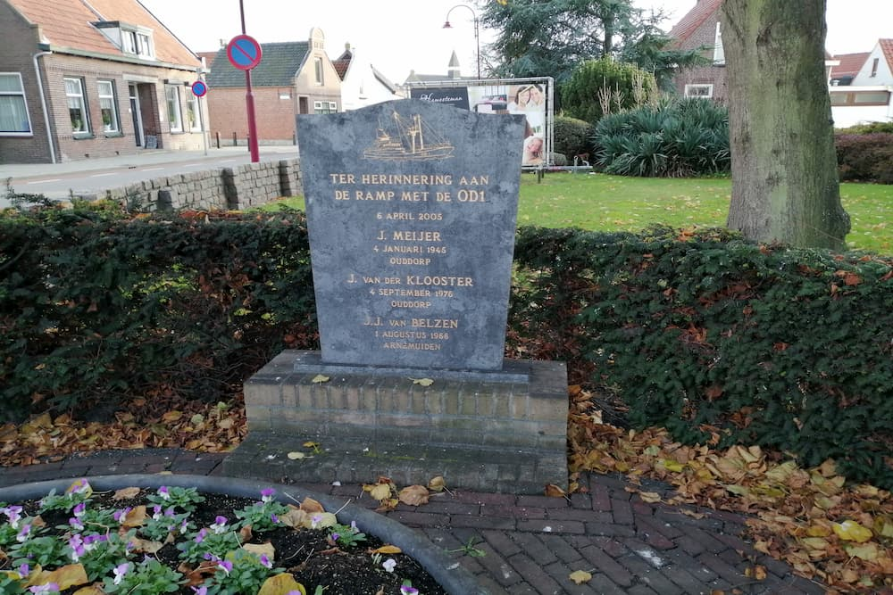 Memorial Disaster with the OD1 Ouddorp