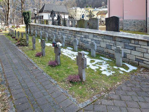 Duitse Oorlogsgraven Lend