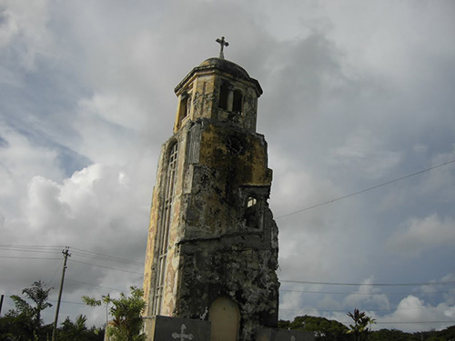 Remains Old Church San Jose