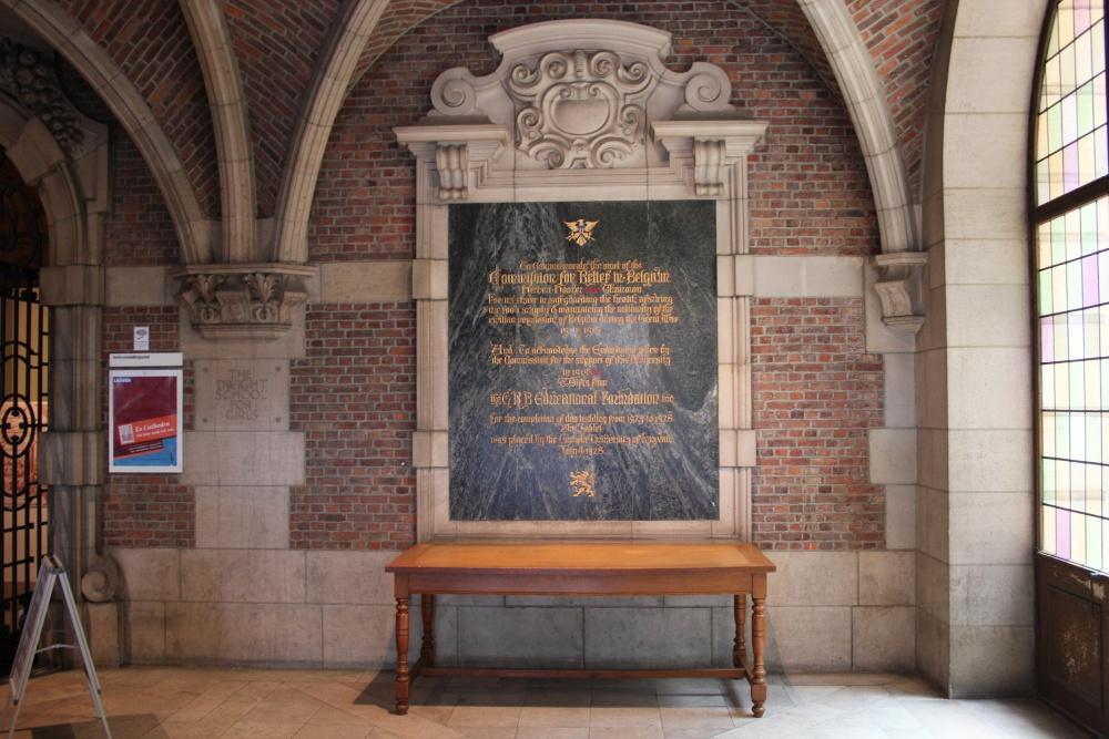 Memorial Commission for Relief in Belgium