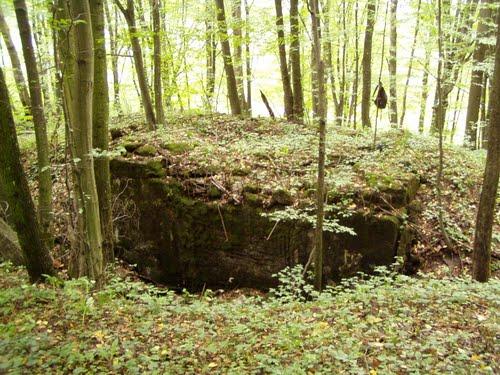 Árpád Line - Anti-tank Casemate