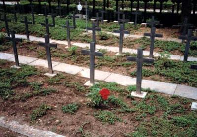 Oostenrijks-Duitse Oorlogsbegraafplaats Bozen/Bolzano