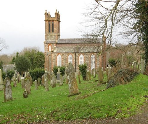 Commonwealth War Graves Kirkmabreck Parish Churchyard