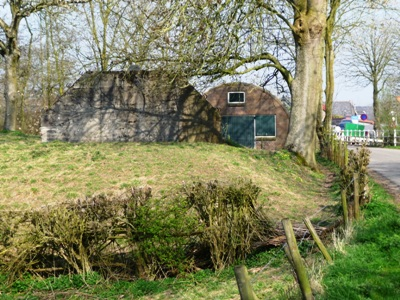 Group Shelter Type P Lingedijk