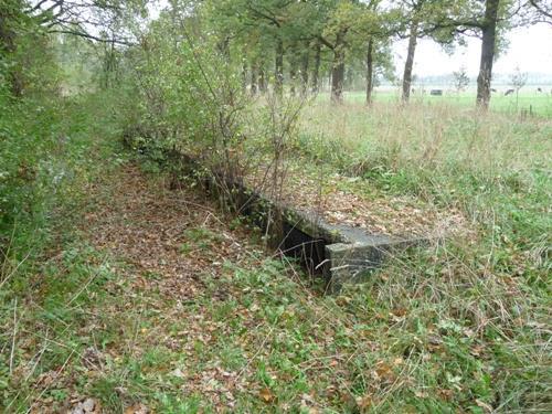 Group Shelter Type 1915 Fort Vechten