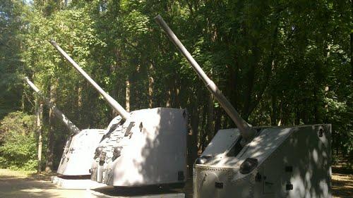 Maritime Gun Turrets Odessa