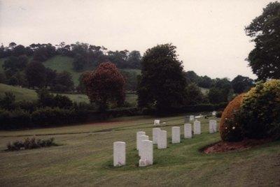 Commonwealth War Graves Bridport Cemetery