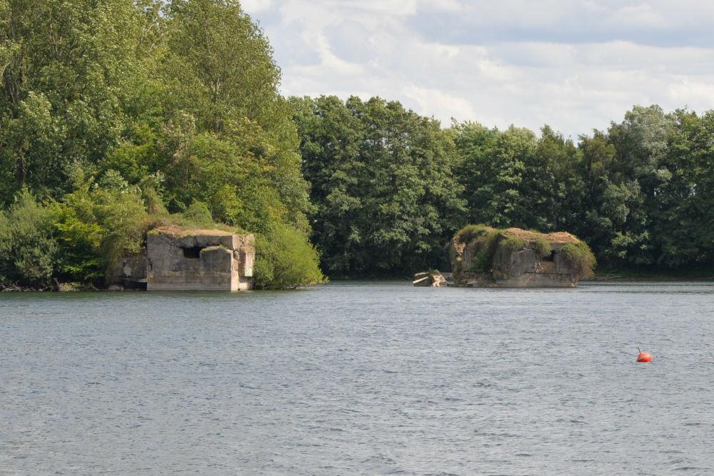 Westwall Bunkers Adolfosee