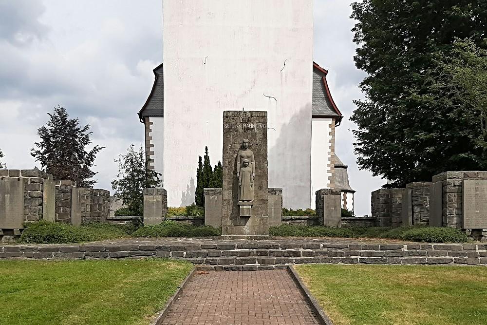 Oorlogsmonument Winterberg