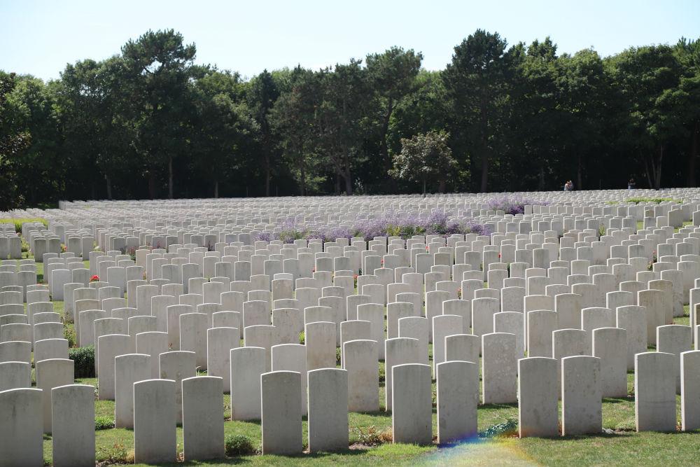 Czechoslovakian War Graves Étaples