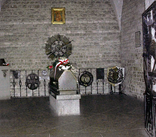 Crypt Wawel Cathedral