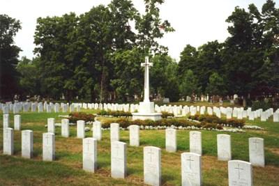Oorlogsgraven van het Gemenebest Beechwood Cemetery