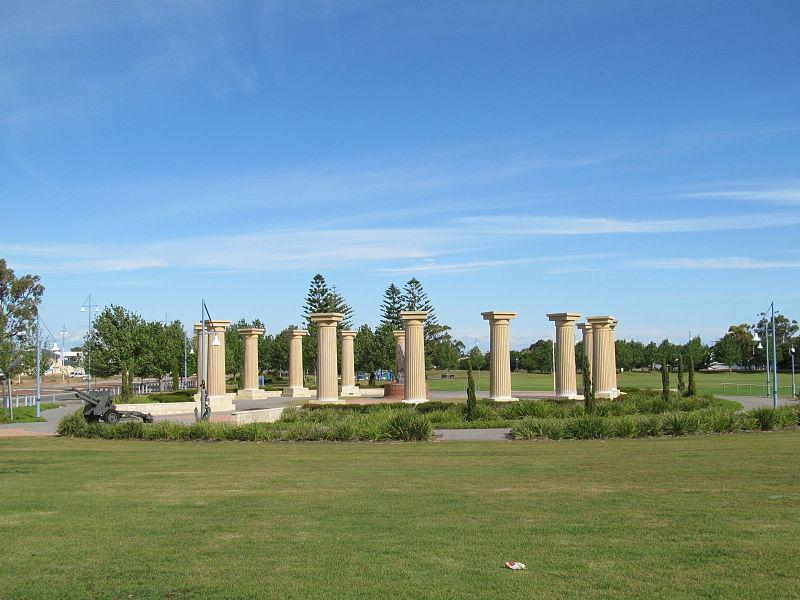 War Memorial Rockingham District