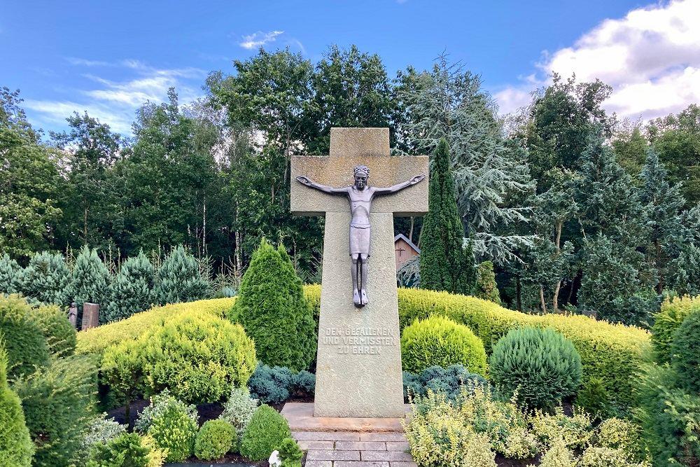 Monument War Victims Lehrte And Bückelte